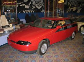 1991 Moskvich Concept - 2143 Yauza from Russia c