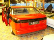 1991 Moskvich Concept - 2143 Yauza from Russia d