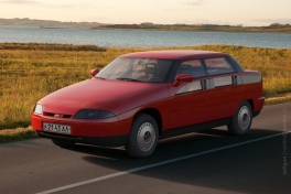 1991 Moskvich Concept - 2143 Yauza from Russia g
