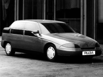 1991 Moskvich Concept - 2143 Yauza from Russia i