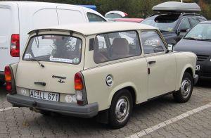 1991 Trabant 1.1 Universal Modell