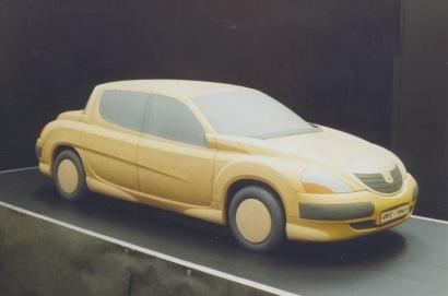 1998 Moskvitch LGS + X1 b