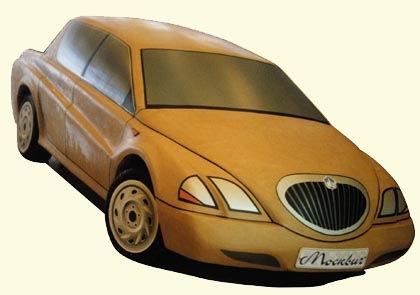 1998 Moskvitch LGS + X1 c