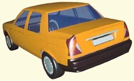 1998 Moskvitch LGS + X1 da