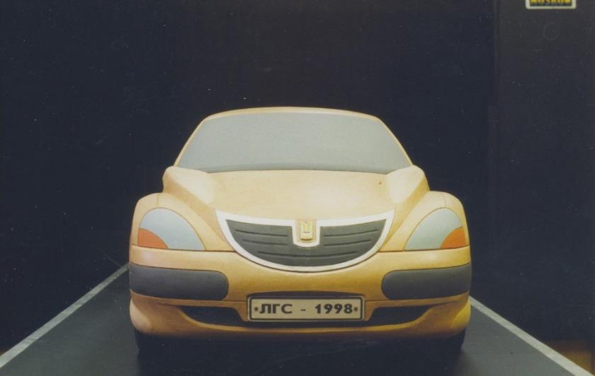 1998 Moskvitch LGS + X1