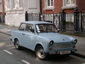 2007 Trabant in London
