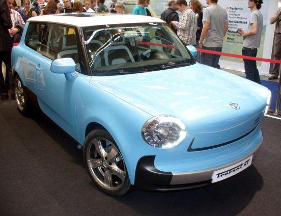 2009 New Trabi nT prototype