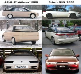 AZLK-2144-Istra-aleko-specs-20-1 + AZLK 2144 Istra and Subaru SVX design