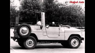 Azlk 2148 moskvich 1973 (Prototype Car) a