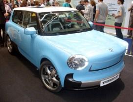 concept-car Trabant nT
