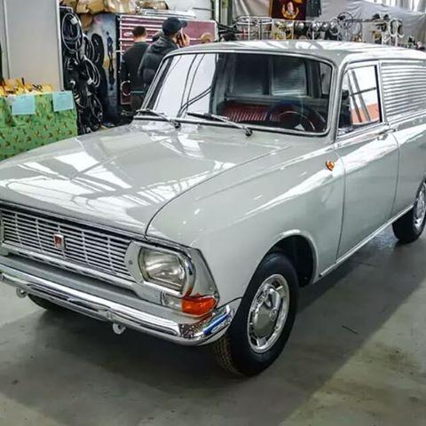 Москвич-434 москвич МЗМА авто