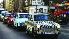 Experience the East in a Trabant