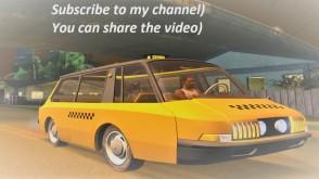 Moscvitch VNIITE PT Taxi
