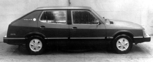 Moskvich Delta and C1 Meridian