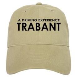 My Trabant Cap