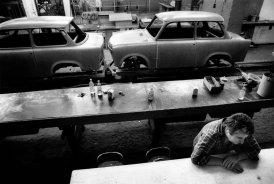 Ode aan de Trabant - Pauze aan de lopende band - Martin Roemers