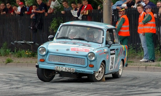 Saxony rally racing Trabant 601 39 (aka)