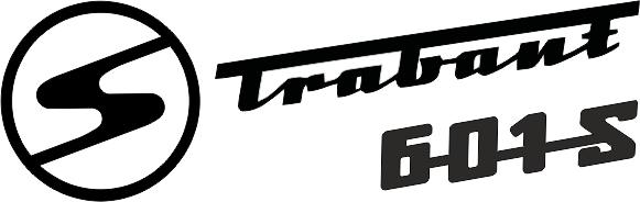 Shirt met logo Trabant 601S
