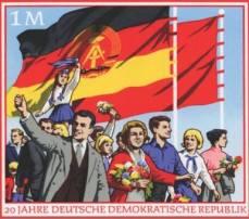 Trabant - 1 mark 20 jahre deutsche Demokratische Republik