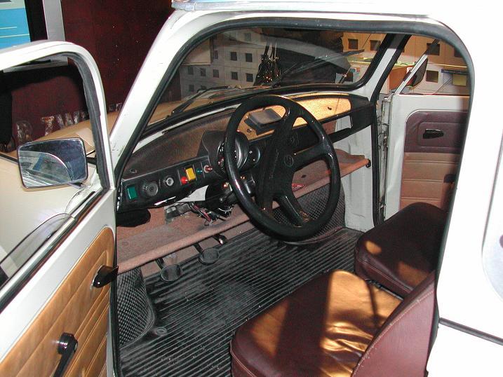 Trabant 2 interieur