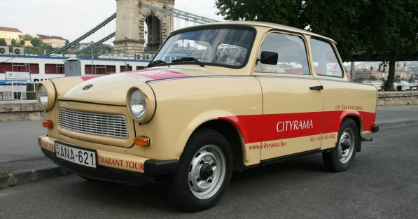 Trabant 3-Hour Sightseeing Tour Budapest, Hungary