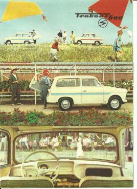 Trabant 600 Kombi