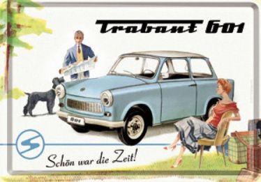 Trabant 601 ad