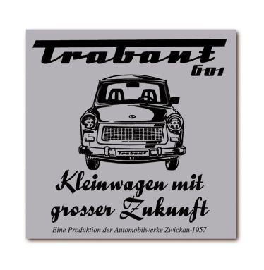 Trabant 601 advert