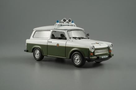 TRABANT 601 DDR Volkspolizei