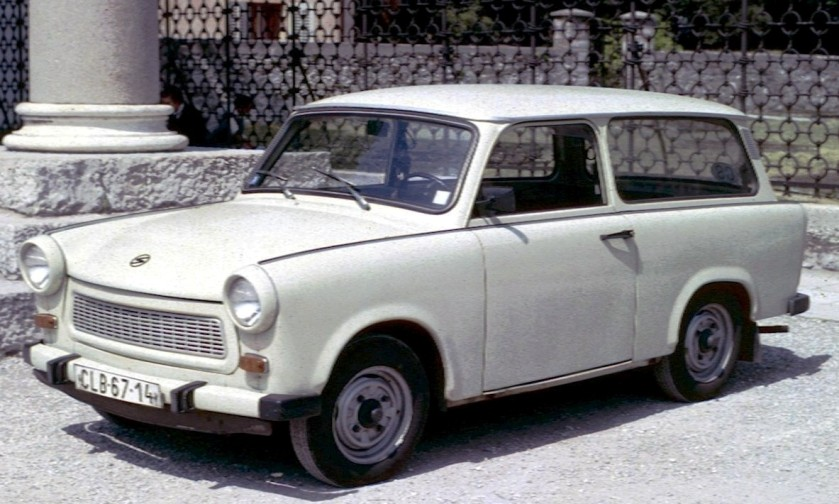 Trabant 601 Estate