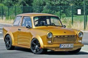 Trabant 601 Gold