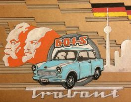 Trabant 601 S DDR Art