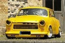 Trabant 601 von Christian Kaiser