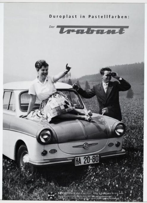 Trabant Advertising