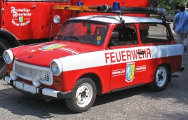 Trabant Feuerwehrversion