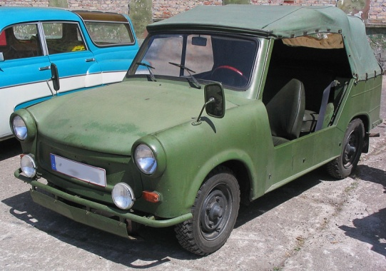 Trabant Militärversion