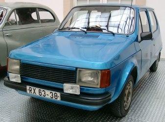 Trabant P1100 prototype