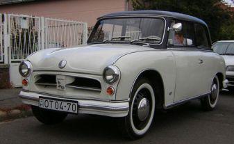 Trabant P70